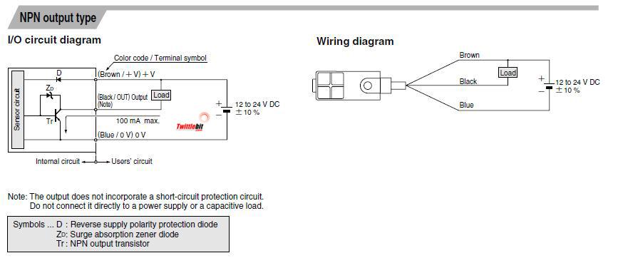 3 Wire Proximity Sensor Wiring Diagram