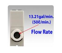 Picture for category Up to 13.21gal/min (50l/min) Flow Rate Type Sensors