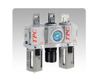 Picture for category PC2 Series FRL- Filter, Regulator, and Lubricator