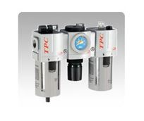 Picture for category PC4 Series FRL- Filter, Regulator, and Lubricator