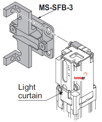 Sensors Wire Management Panel Components Pneumatics Vacuums