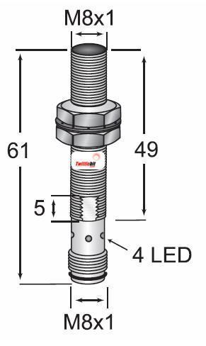 HTM Sensors OCN10802PACL3