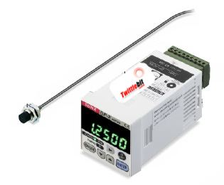 GPXC12ML, Threaded, Self Contained Inductive Measurement Sensors
