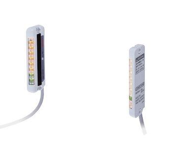 NA1-PK3-J, NA1-PK3 Series Pick Bin Area Sensors, 30~300mm Sensing Range