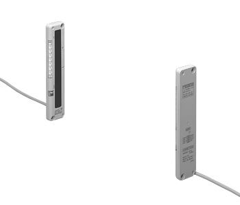 NA15PN, NA1-5/PK5 Series Pick Bin Area Sensors, 0.1~3m Sensing Range