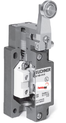 NG1HB510M, World Standard Limit Switches