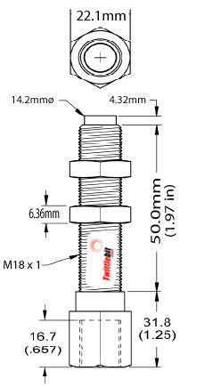 BSA185018, Standard Banking Screw Adapters (BSA)