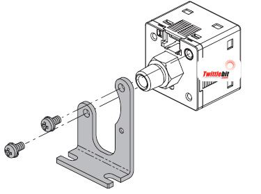 MSDP11, MS-DP Brackets for Pressure Sensors
