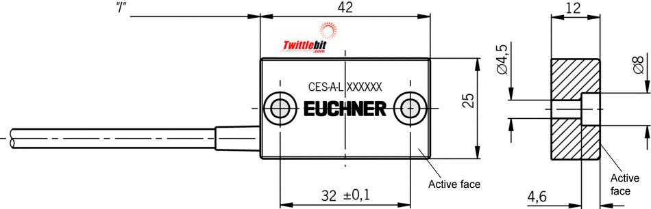 CESALNA05V, CES/CEM Read Heads and Actuators