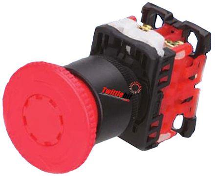 Fuji Electric AR22V2R02R, 22mm E-stop