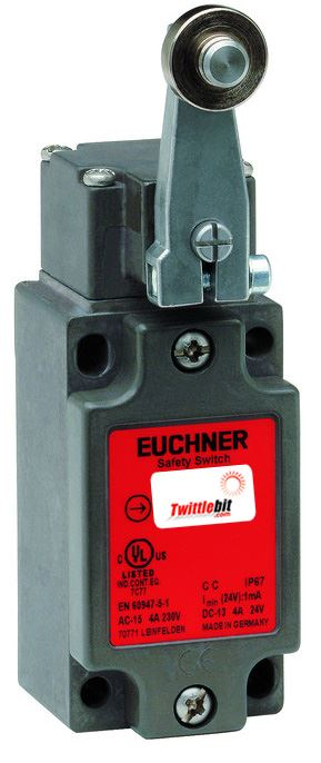 NZ1HS-3131-M, Euchner Safety Limit Switch