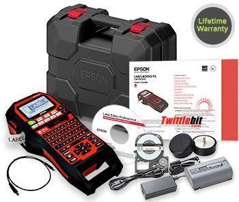 EPSON LW-PX900PCD, Label Printer