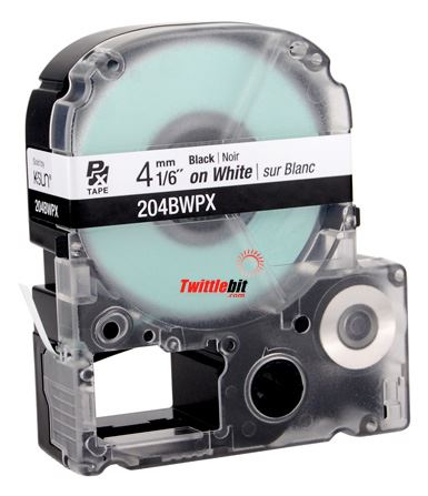 204BWPX, Labelling Tape Cartridges