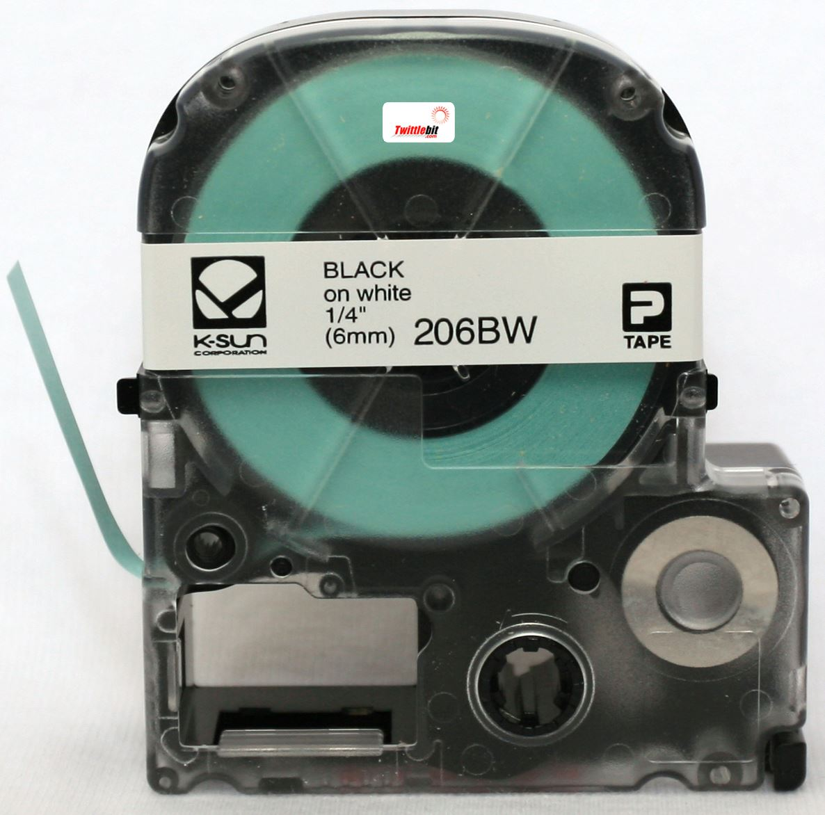 206BW, Labelling Tape Cartridges