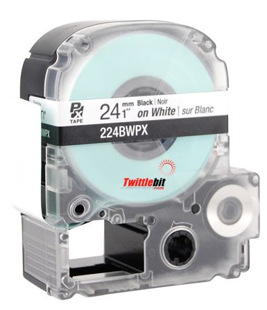 224BWPX, Labelling Tape Cartridges