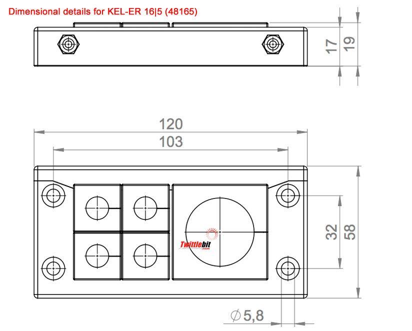 48165, KEL-ER Cable Entry Frames