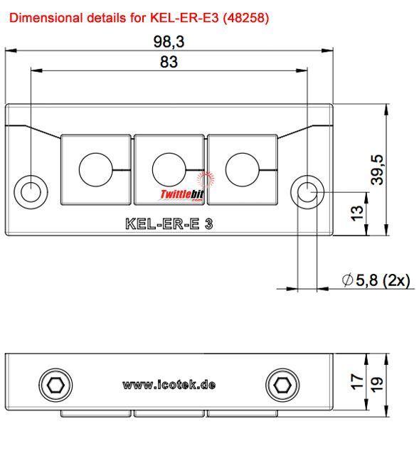 Icotek KELERE3 48258