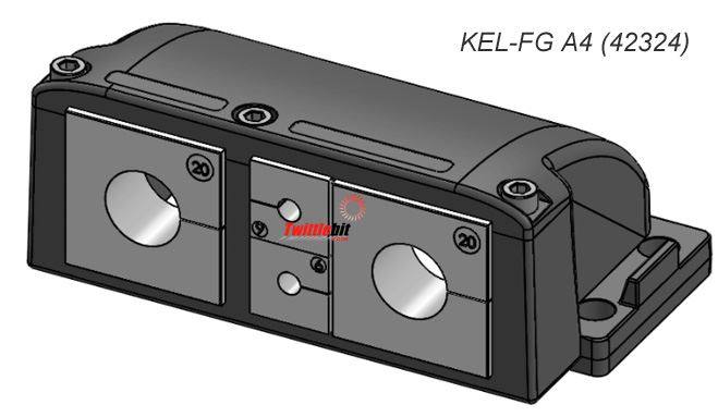42324, KEL-FG Flanged Cable Entry Frames
