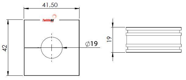 41219, Large Icotek Cable Entry Grommets (16mm ~ 34mm)