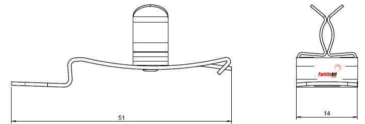 36244, Icotek Shield Clamps