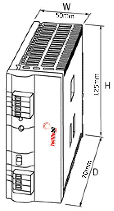 85301, Eco-Rail Single Phase Power Supplies