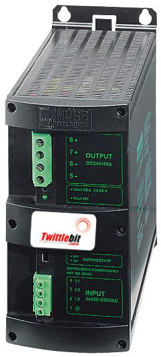 85072, Two or Three Phase Power Supplies
