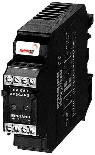 85657, Murr MDD series Input 24VDC/5VDC Output DC to DC converter