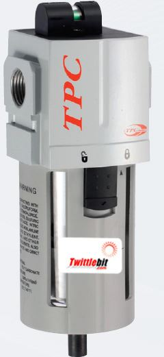 PFU303D, PFU3 Series Coalescing Filter