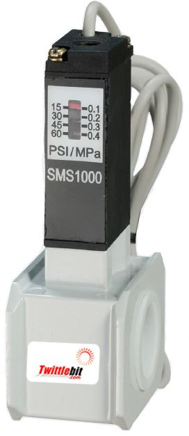 SMS1000S55, PC2~PC5 Pressure Switch with Adapter
