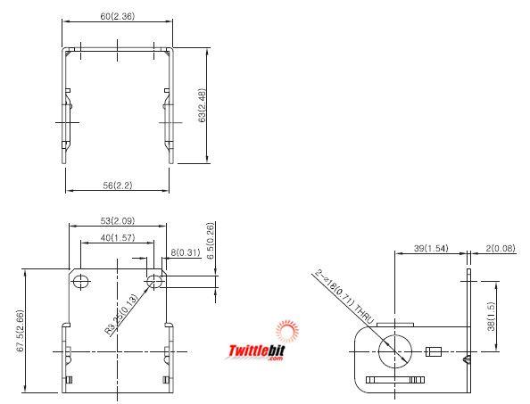 PF33300101, C-Bracket Unit