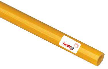 LE10MFY, 10mm OD Armor-Weld™ Spatter Resistant Tubing