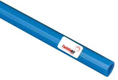 PU12MFLB, 12mm OD Straight Polyurethane Tubing