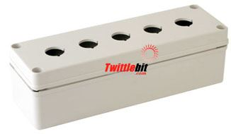 BCAGS2205, Junction Boxes without Terminals / Pushbutton Boxes
