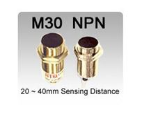 Picture for category M30 DC 3 wire NPN Inductive Proximity Sensors
