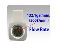 Picture for category Up to 132.1gal/min (500l/min) Flow Rate Type Sensors