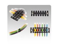 Picture for category Icotek Strain Relief Systems & Cable Management