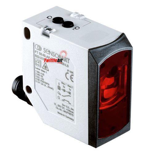 FT55-RLHP2-PNSL-L4, Sensopart Diffuse Laser Sensor