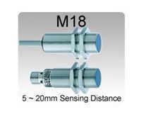 M18 Inductive Proximity Sensors | Up to 20mm Sensing Range