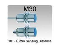 M30 Inductive Proximity Sensors | Up to 40mm Sensing Range
