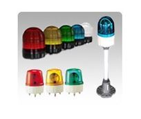 AC only Individual Strobe & Rotating Beacon Lights