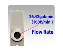 Up to 26.42gal/min (100l/min) Flow Rate Type Sensors