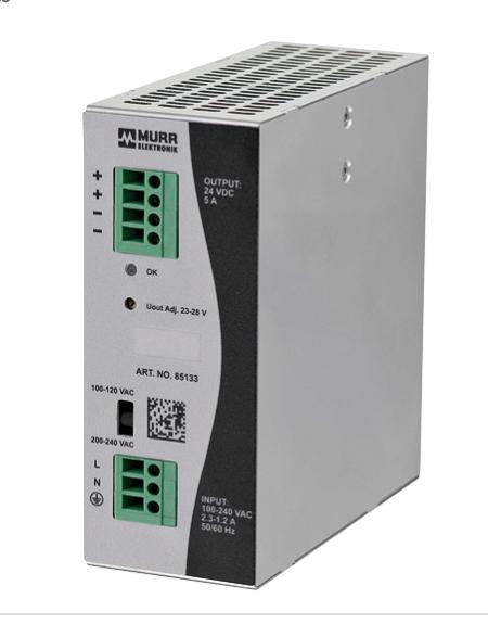 Murrelektronik 85133, Power Supply
