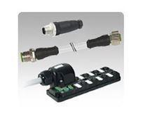 M12 5 Pole Standard Micro Cables & Distribution Blocks