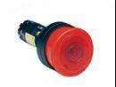 Idec HW1E-TV402Q4R-24VDC, 22mm E-Stop
