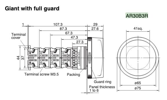 Fuji Electric AR30B3R10G