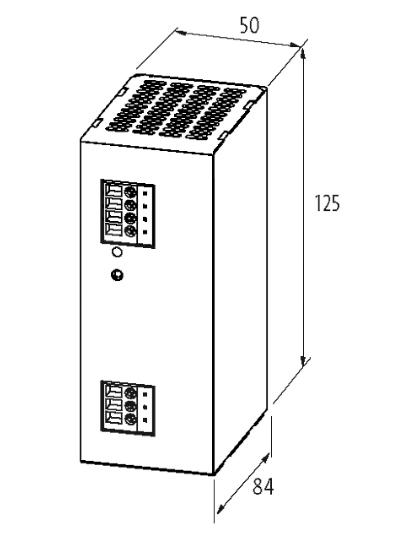 Murrelektronik 85132, Power Supply