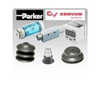 Parker Vacuum Cups & Accessories | Convum Vacuum Components