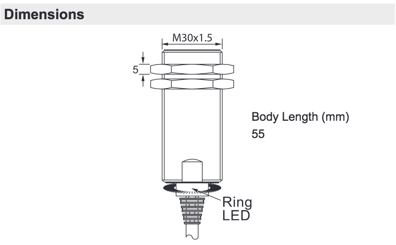 HTM Sensors FCS1-3010C-A2U2