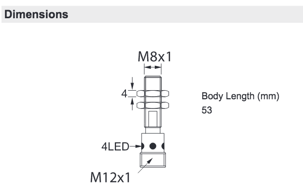 HTM Sensors LCM1-0803P-ARS4