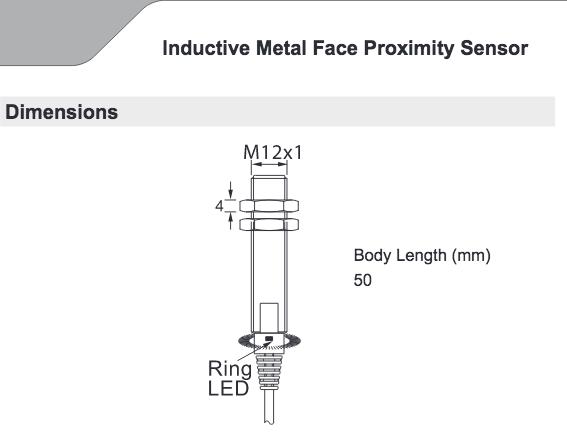HTM Sensors FCS1-1202C-A2U2-PTFE